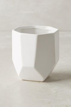 Slide View: 2: Cut Ceramic Planter