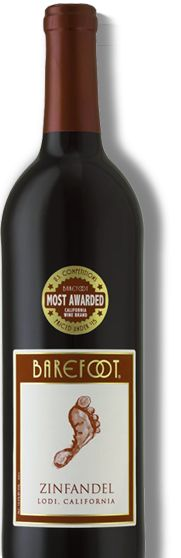 Found my new favorite red wine! SO good!    Zinfandel   Barefoot Wine & Bubbly