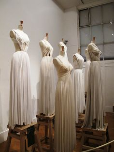 photo from Madame Gres Exhibition, pt. 2
