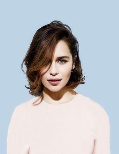 Kết quả hình ảnh cho emilia clarke short hair