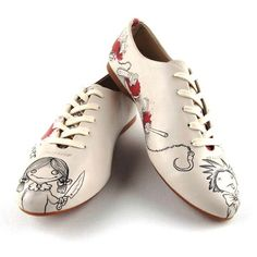 Psycho Lover Shoes - NEED