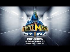 Watch the WrestleMania Pre-Show this Sunday at ET / PT Get the Pay Per View now! Wwe Events, Pay Per View, John Cena, Wwe Superstars, Juventus Logo, Online Jobs, Sunday, Game Ui, Watch