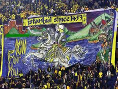 Fenerbahce supporters