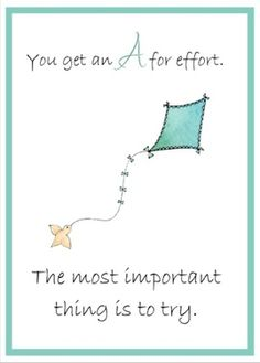 This is a real card (not an e-card) shared from Sendcere.  Kite, eagle, encouragement