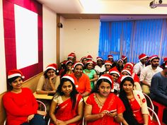 Fun-filled and exciting X'mas celebration by team ATEES Industrial Training-AIT Christmas is the season of sharing happiness. We celebrated x'mas 2017, with all our staffs and colleagues in our office. The celebration was vibrant and all of us had a wonderful time throughout the celebration. The party was on from Pre-lunch session and everyone had x'mas food together. Cultural activities were organised and our office became a platform to showcase talent.