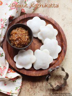 Peanut Kozhukattai Recipe