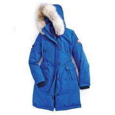 Alpinetek® Long Down-filled Parka - 3 Best Parka, Canada Shopping, Online Furniture, Raincoat, Wonderland, Jackets, Stuff To Buy, Christmas, Women