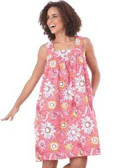 eb00183719 I love a dress to lounge in!! Maybe I could make one like this