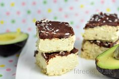 Fitness raňajky s vysokým obsahom bielkovín Vegan Treats, Deserts, Low Carb, Stevia, Cannoli, Smoothies, Tofu, Cooking, Fitness