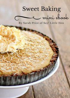 Sweet Baking Mini eBook - Free Download / Say Little Hen