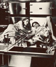 andersondaily:  Gillian Anderson & David Duchovny.