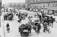 Rijksstraatweg Haarlem (jaartal: 1940 tot 1945) - Foto's SERC
