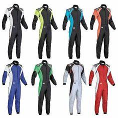 Advertisement(eBay) GO Kart Race Suit | CIK/FIA level 2 | Racing Karts wd Digital Sublimation
