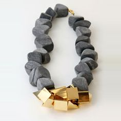 Noritami fab necklace. I happen to know the designer, and she's fab