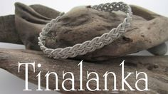 TEE ITSE: Rannekoru tinalangasta