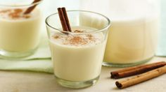 Enjoy Puerto Rican flavors with Coquito - a creamy drink that will will become the must-have drink at any celebration.