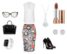 """""""Work"""" by fearlesscy on Polyvore featuring Hobbs, Givenchy, Tom Ford, BERRICLE and Effy Jewelry"""