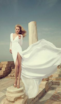 Wedding Dresses by Simijan Bozaglo 2013 - Belle the Magazine . The Wedding Blog For The Sophisticated Bride