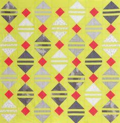 Limeade Free Pattern: Robert Kaufman Fabric Company