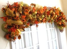 Garland...can be placed over doorways or wedding arches