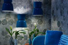 #mdw15 #milandesignweek #mdw2015 #isaloni #salonedelmobile #isaloni2015 #salone2015 #milano #milandesignweek2015 #bluelamp #lamp #ilano @ilano