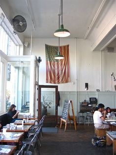 Oddfellows Cafe | Capitol Hill
