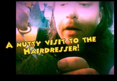 A NUTTY visit to the hairdresser! A barbershop roleplay *ASMR*