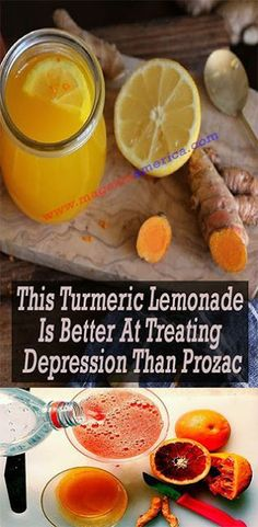 Although you can treat depression by using therapy and prescribed drugs, you can also alleviate your depression symptoms by using some natural methods. Keep reading this article to learn how to treat your depression in a natural way. Natural Remedies For Heartburn, Herbal Remedies, Health Remedies, Best Lemonade, Lemonade Diet, Healthy Drinks, Healthy Eating, Healthy Recipes, Quinoa