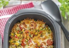 Rumfort-Auflauf Tupperware Recipes, One Pot Pasta, Quiche, Macaroni And Cheese, Food And Drink, Lose Weight, Breakfast, Ethnic Recipes, Super
