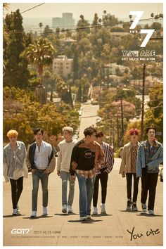 7 for 7 | GOT7 Oct 2