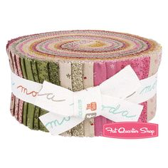 Floral Gatherings Jelly Roll Primitive Gatherings for Moda Fabrics - Fat Quarter Shop