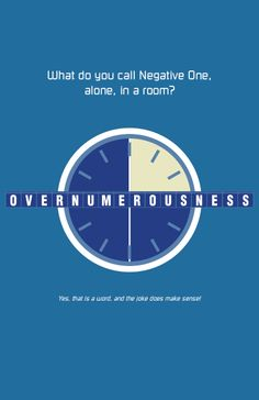 The IT Crowd UK Quote Poster: Overnumerousness Fine Art Print. via Etsy.