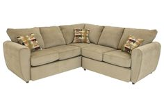 Top Hat Cafe Right Facing Sectional   Mor Furniture For Less $799