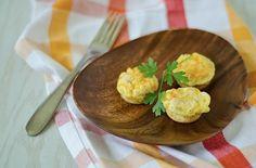 Turkey Cheddar Mini Frittatas {Recipe} - The Chic Life