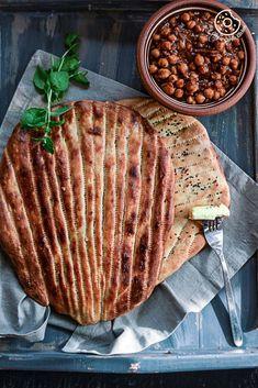 Afghan Naan Bread   mygingergarlickitchen.com/ @anupama_dreams