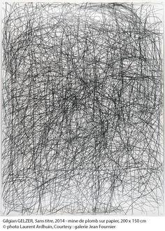 Exposition #IntentionsGraphiques : du 7/11/2015 au 28/02/2016 au Musée des Beaux-Arts d'Angers. #art #drawing #contemporary