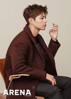 Get Fashion Ideas for Winter Apparels from Park Bo Gum Park Hae Jin, Park Hyung, Park Seo Joon, Korean Star, Korean Men, Asian Men, Asian Actors, Korean Actors, Kim Yoo Jung Park Bo Gum