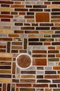 Forside - Fjordenhus Vejle, Olafur Eliasson, Brickwork, Bricks, Crib, Concrete, Buildings, Houses, Artists