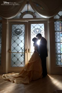 Beauty and the Beast, this would be an awesome wedding photo