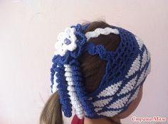 Delicadezas en crochet Gabriela: Diademas