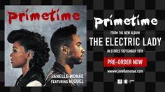 Janelle Monáe - PrimeTime ft. Miguel [Official Audio]