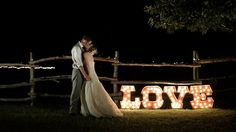 Amory & Jordan's Wedding Film by Joe Simon Films. Amory & Jordan were married at Old Glory Ranch in Wimberly TX