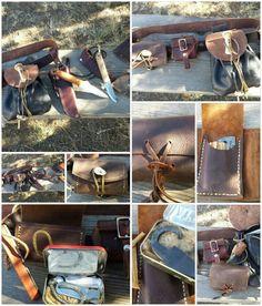 Bushcraft Belt kit