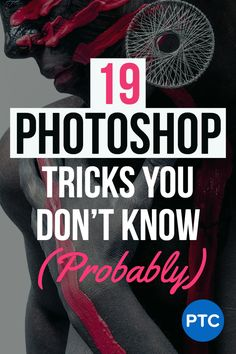 In this Photoshop CC tutorial you will learn 19 Photoshop tips tricks and hacks that you probably don't know. In this Photoshop CC tutorial you will learn 19 Photoshop tips tricks and hacks that you probably don't know. Photoshop Fail, Photoshop Design, Photoshop Tutorial, Dicas Do Photoshop, Learn Photoshop, Photoshop Light, Photoshop Filters, Photoshop Effects, Photoshop Classes