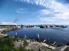 A View of the Harbour_North Sydney_Nova Scotia http://CaperPhotos.Com