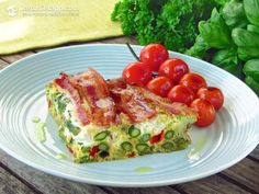 The KetoDiet Blog | Easter Frittata: Simple, Delicious & Low-Carb