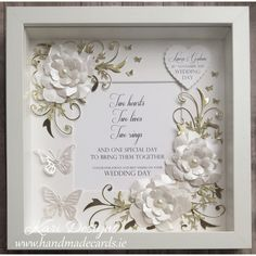 Image result for wedding hand made frames