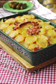 Hungarian Recipes, Beef Recipes, Macaroni And Cheese, Crockpot, Slow Cooker, Sausage, Pork, Minden, Fruit