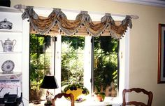 Window Treatments for family room