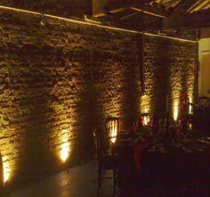lighting brick walls pinterest - Google Search